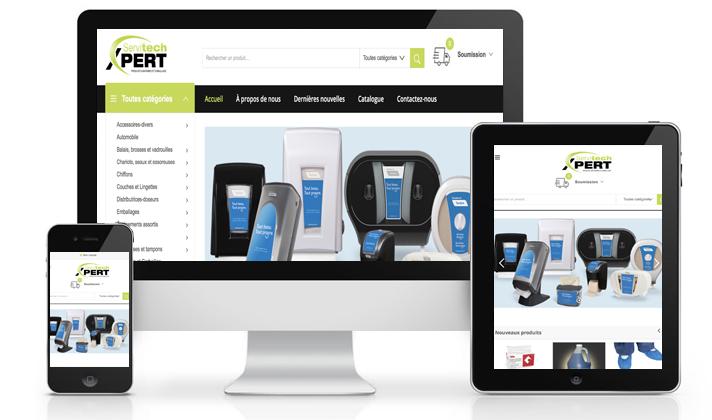 ServitechXpert – Produits sanitaires